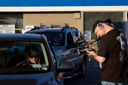 Gas Station Etiquette Is A Unique Hybrid Feature Length Comedy Doentary That Deals With Societal Behavior This Film Has Been Major Project In My